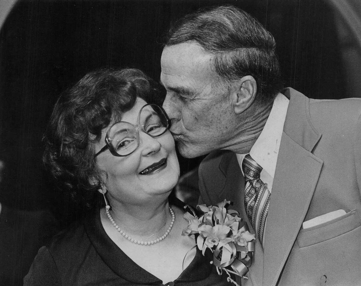 Lila and Sidney Cockrell