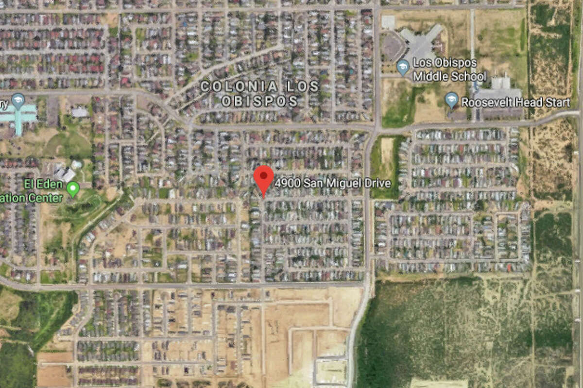 At about 3:18 p.m. Tuesday, police officers responded to a burglary report in the 4900 block of San Miguel Drive.