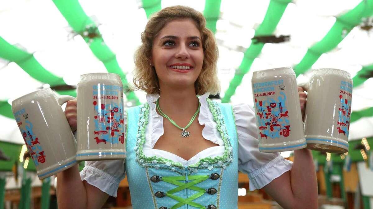Austin Oktoberfest When: Sept. 28 Where: Austin (Saengerrunde & Scholz Garten)