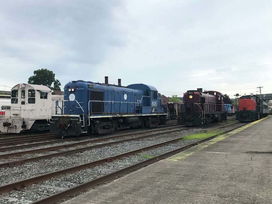 The Danbury Railway Museum will host First Responders Day, honoring all first responders and their families, with free admission and train rides, on Sept. 7 Photo: Danbury Railway Museum / Contributed Photo