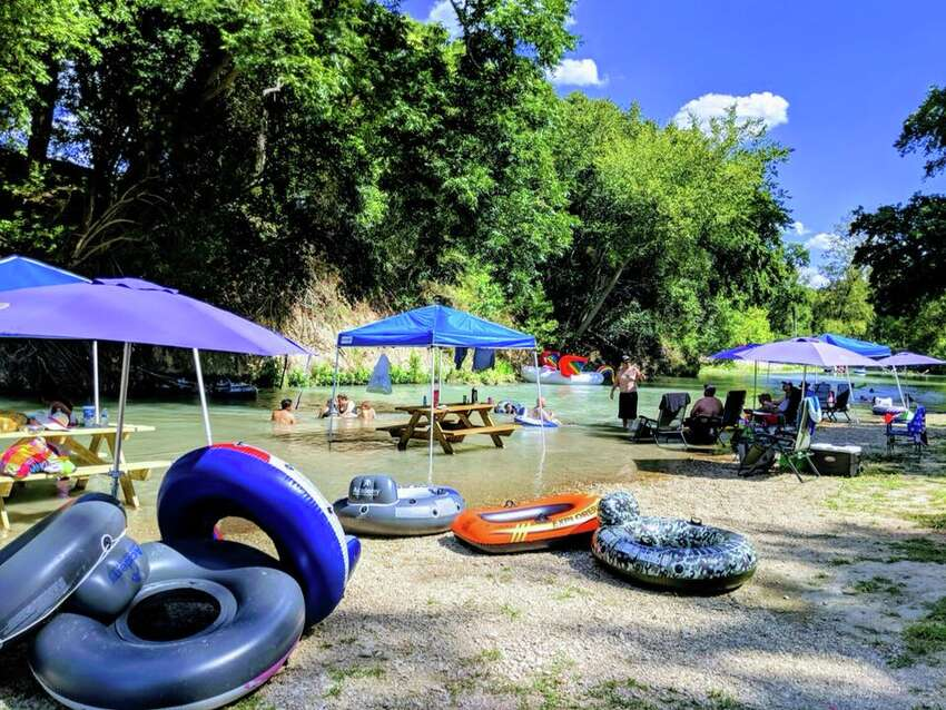 Seguin Son's Island Location: 110 Lee Street Price: $99 for 15-person day rental cabanas or $89 per 4-family overnight tent.