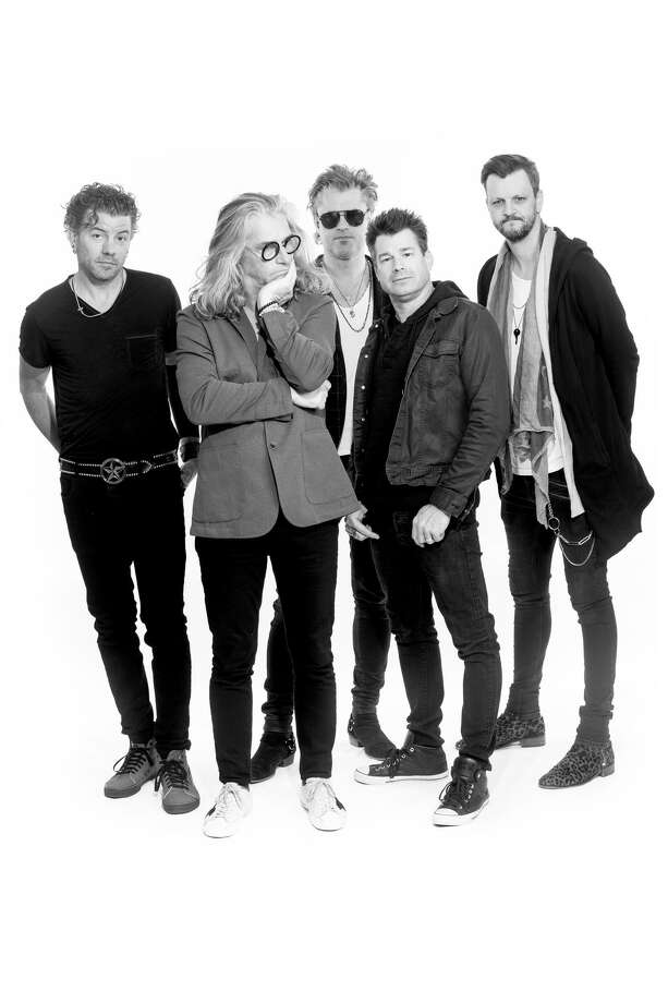 Collective Soul returns to the Ridgefield Playhouse Oct. 1. Photo: Contributed Photo.