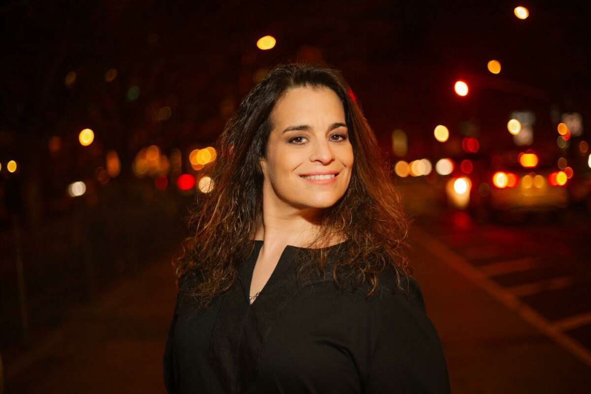 """Comedian Jessica Kirson will headline """"A Night of Comic Belief"""" forEvelyn Rubenstein Jewish Community Center of Houston. The event is scheduled for 7:30 p.m. Thursday, Sept. 19,at the Kaplan Theatre at 5601 South Braeswood."""