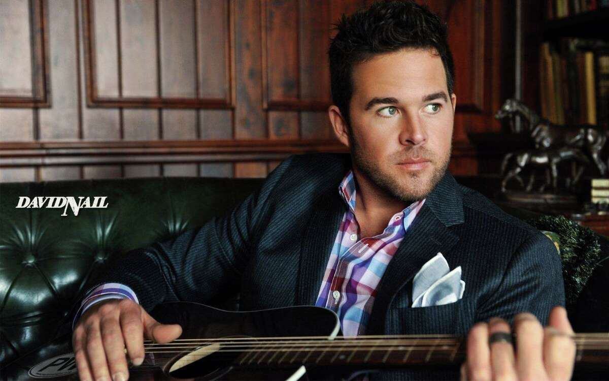 David Nail will perform on Sept. 27-28 at the Texas Reds & Grapes Festival in downtown Bryan.