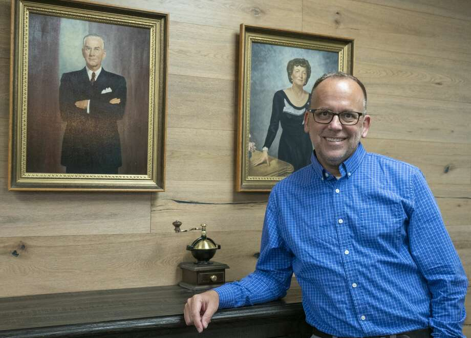 Mike Goeke is executive director of the Mabee Foundation and a former minister at Stonegate Fellowship. Photo: Tim Fischer/Midland Reporter-Telegram