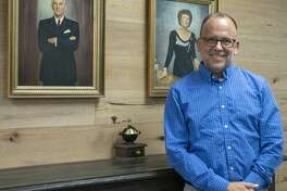 Mike Goeke, new executive director of the Mabee Foundation.08/29/19 Tim Fischer/Reporter-Telegram