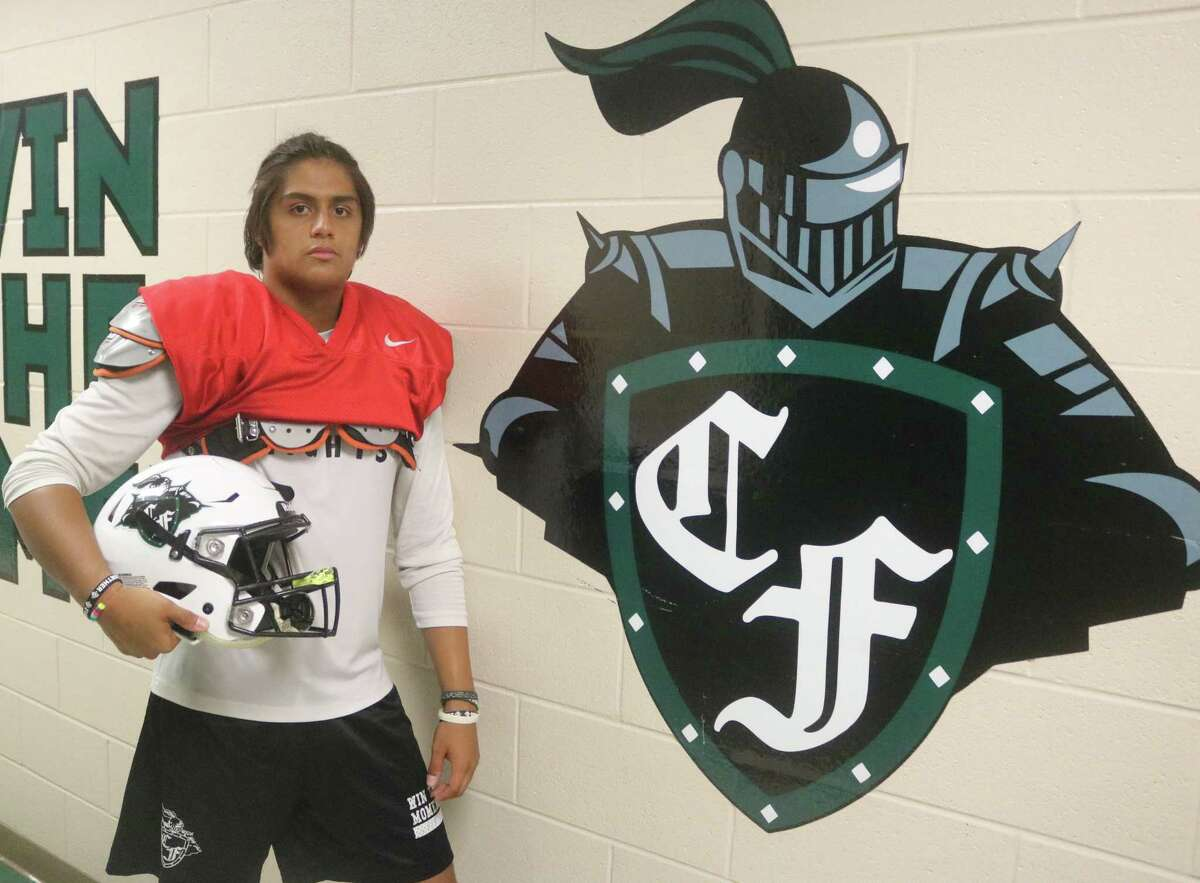 Quarterback Gavin Esquivel, who already owns six Clear Falls records in three different categories, embarks on his senior year Friday night.