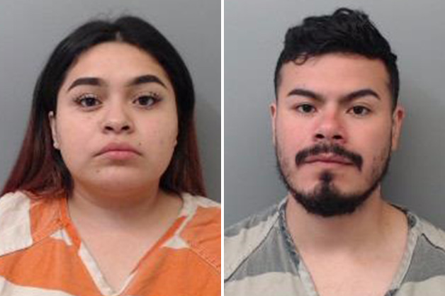 Laredo PD: Pair allegedly lied about being hit-and-run crash victims