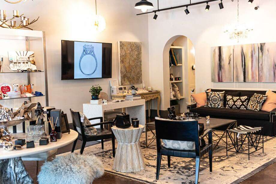 New Home Decor Jewelry Wine Store Open In Market Street In
