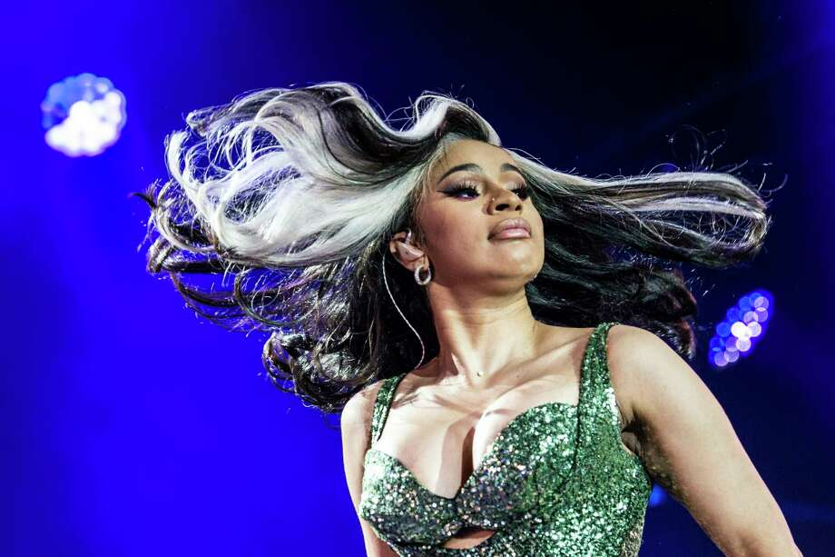 Review: Cardi B charismatic, compelling at rescheduled SPAC