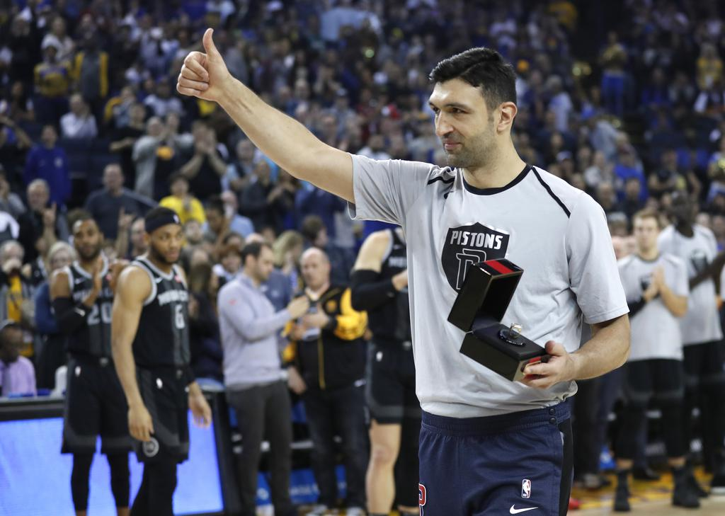 Warriors Off Court: Zaza Pachulia discusses entrepreneurial ambitions, new role