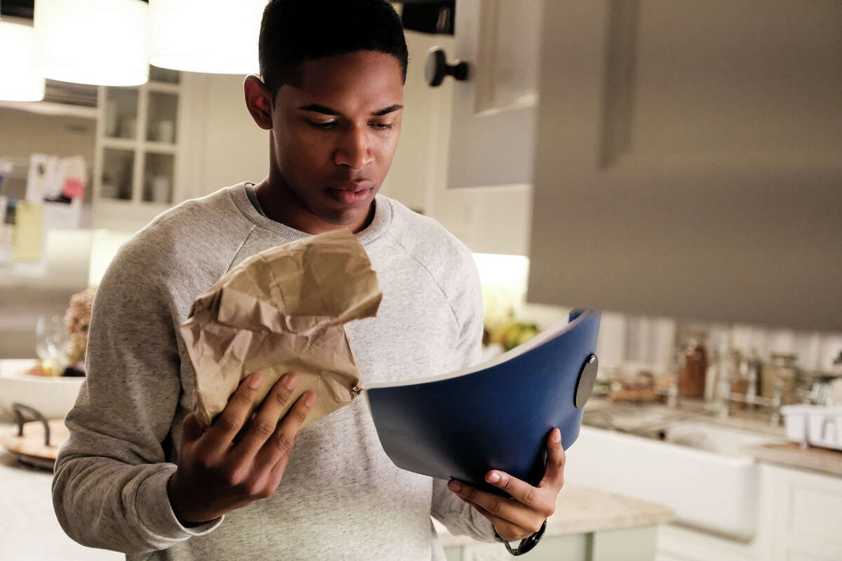 """Kelvin Harrison Jr. plays the title character in """"Luce."""" MUST CREDIT: Jon Pack, Neon"""