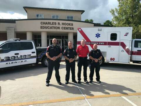 Klein ISD Police Department prepares officers with EMT