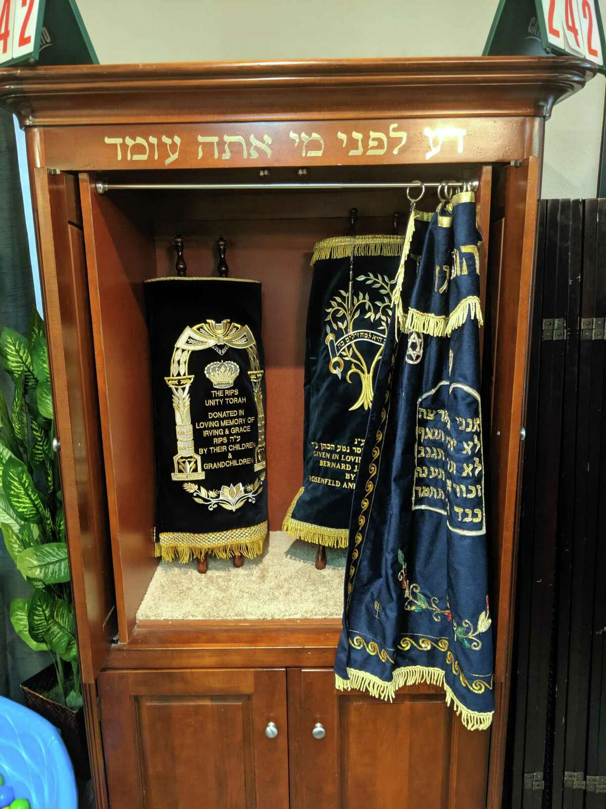 Chabad of The Woodlands already has two Torahs, but on Sept. 15 the synagogue will welcome it's first new Torah.