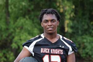 Ky-Mani Antoine-Pollack, who died Monday, played football for Stamford High School.