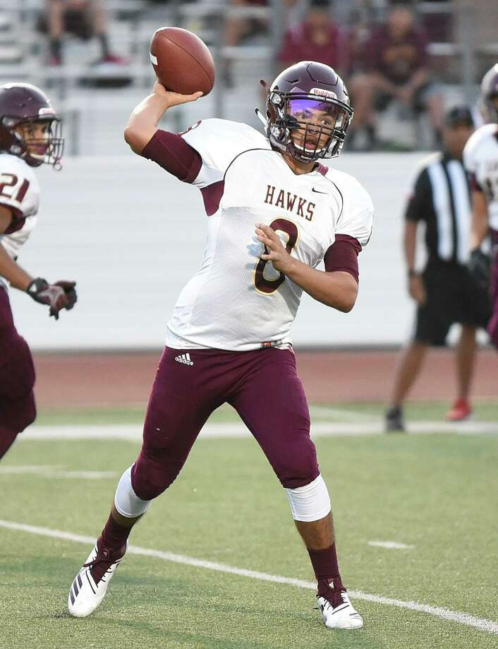 JD Guerra and Zapata face Cigarroa to open the year Thursday with a 7 p.m. game at Shirley Field. Photo: Danny Zaragoza / Laredo Morning Times File / Laredo Morning Times