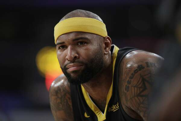 DeMarcus Cousins getting lost in the Lakers' shuffle