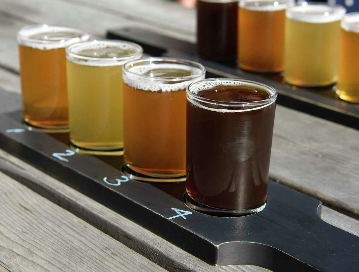 DeFrancesco Farm Hops in North Branford is opening their own farm brewery this weekend, one of the first of its kind in Connecticut.
