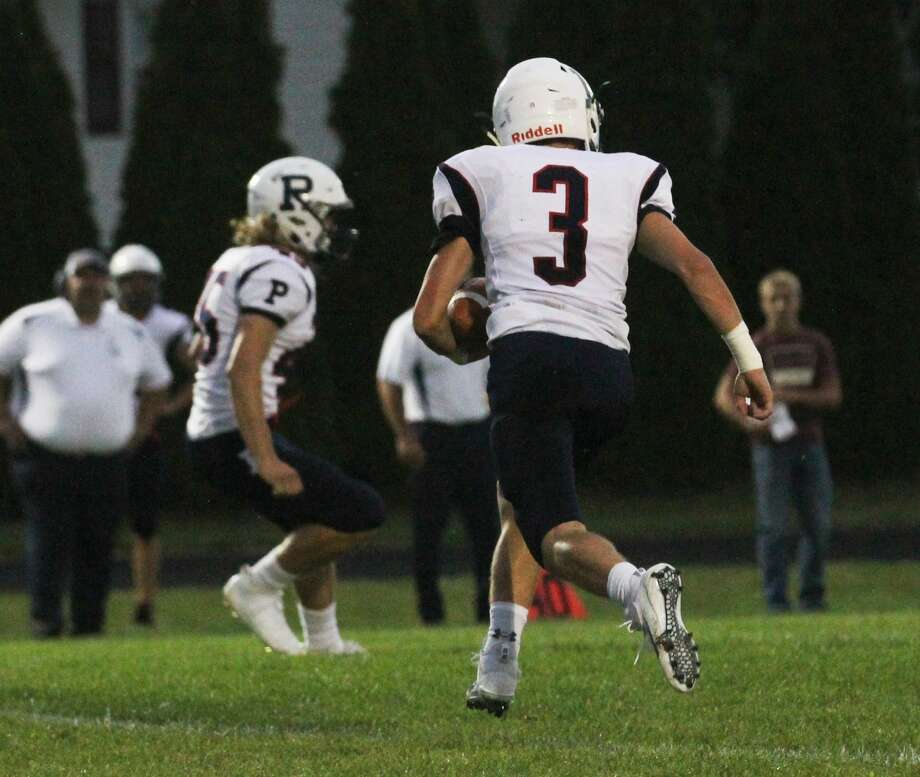 USA topped Reese in a rain-delayed game over the weekend Photo: Mark Birdsall/Huron Daily Tribune