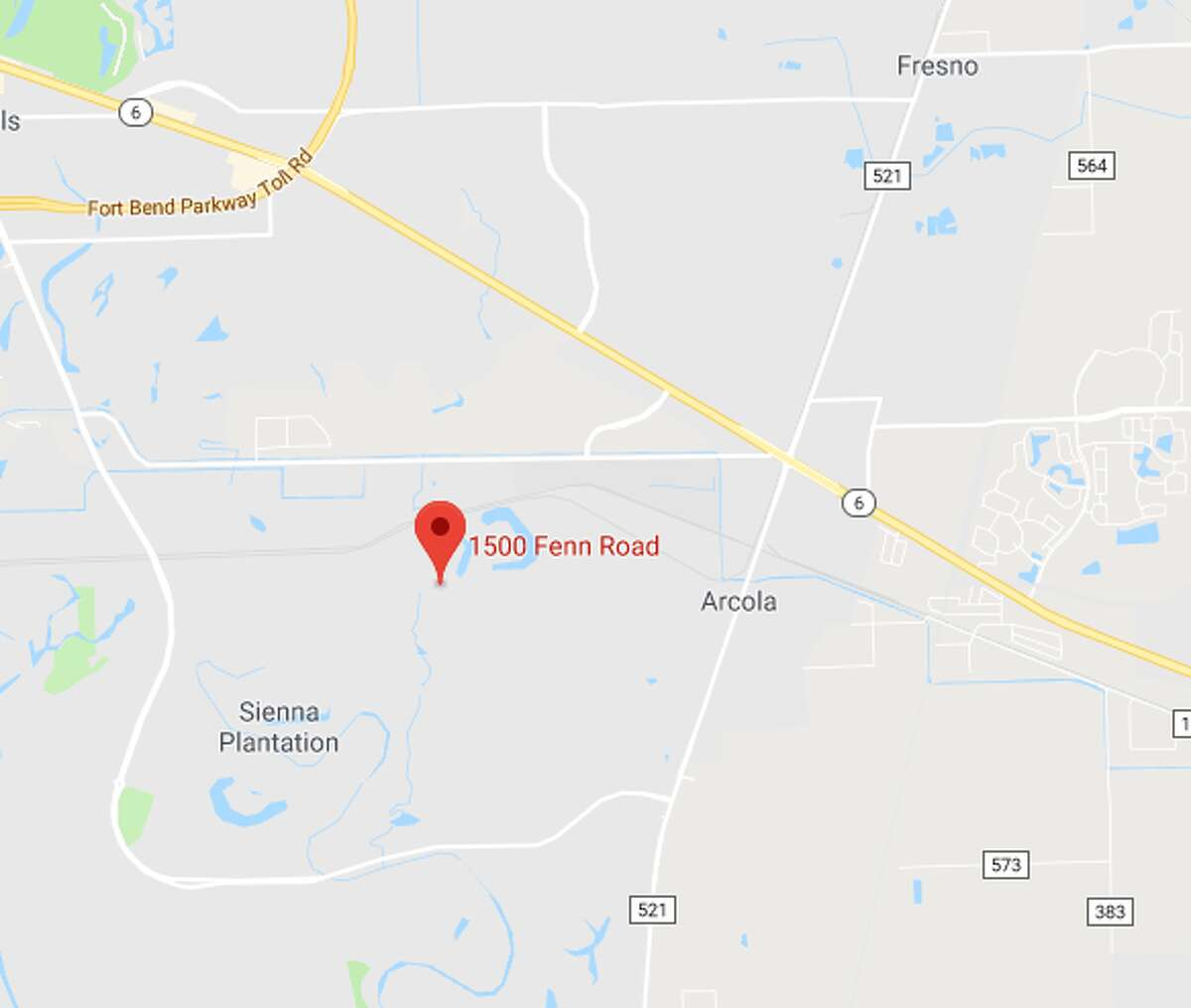 A woman was crushed by a gate Thursday, Aug. 29, in Arcola, deputies said.