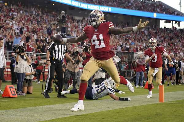 best loved 753fb 1f2ff 49ers' Jeff Wilson continues strong run for roster spot ...