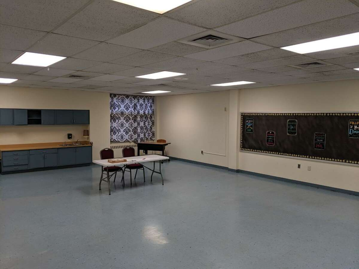 The Center Stage Educational Center recently completed its move into space at 54 Grove St.