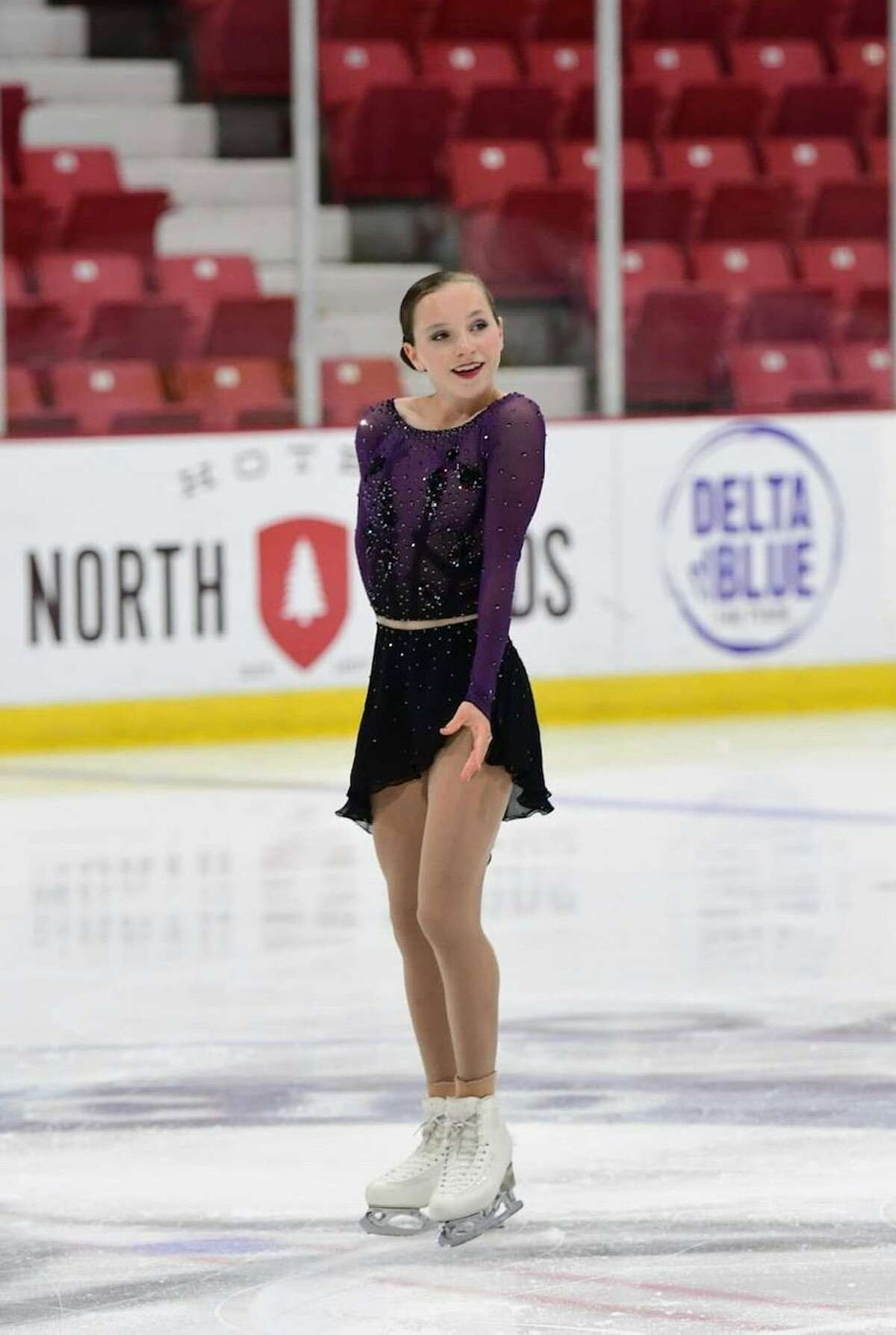 Emilia Murdock, 16 years old of Darien, will be representing the United States at The 2019 International Skating Union Junior Grand Prix of Figure Skating.