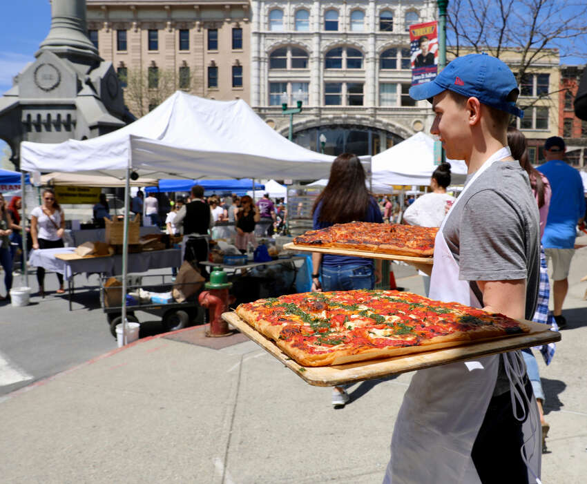 The Troy Waterfront Farmers Market will host a weekly market every Wednesday starting Sept. 4, according to a press release. The market will be held from 11:30 a.m. -- 7 p.m. on the sidewalk on Broadway between 3rd and 4th streets.