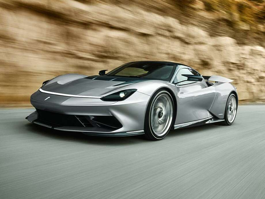 2021 Pininfarina Battista GT: 1,900 hp