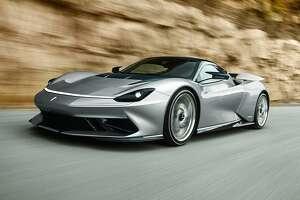 2021 Pininfarina Battista GT: 1,900 hp