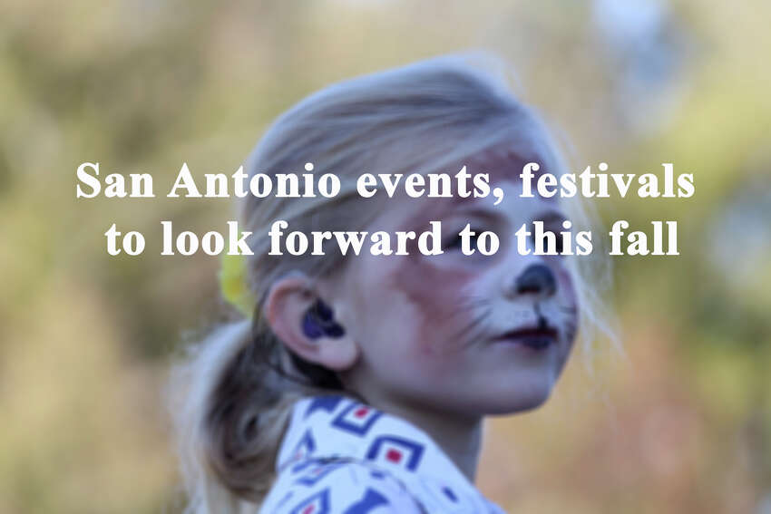 Click through to see the autumn schedule of events.