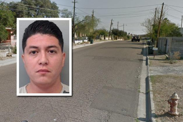 Laredo man arrested after allegedly striking pedestrian with car after apparent road rage incident