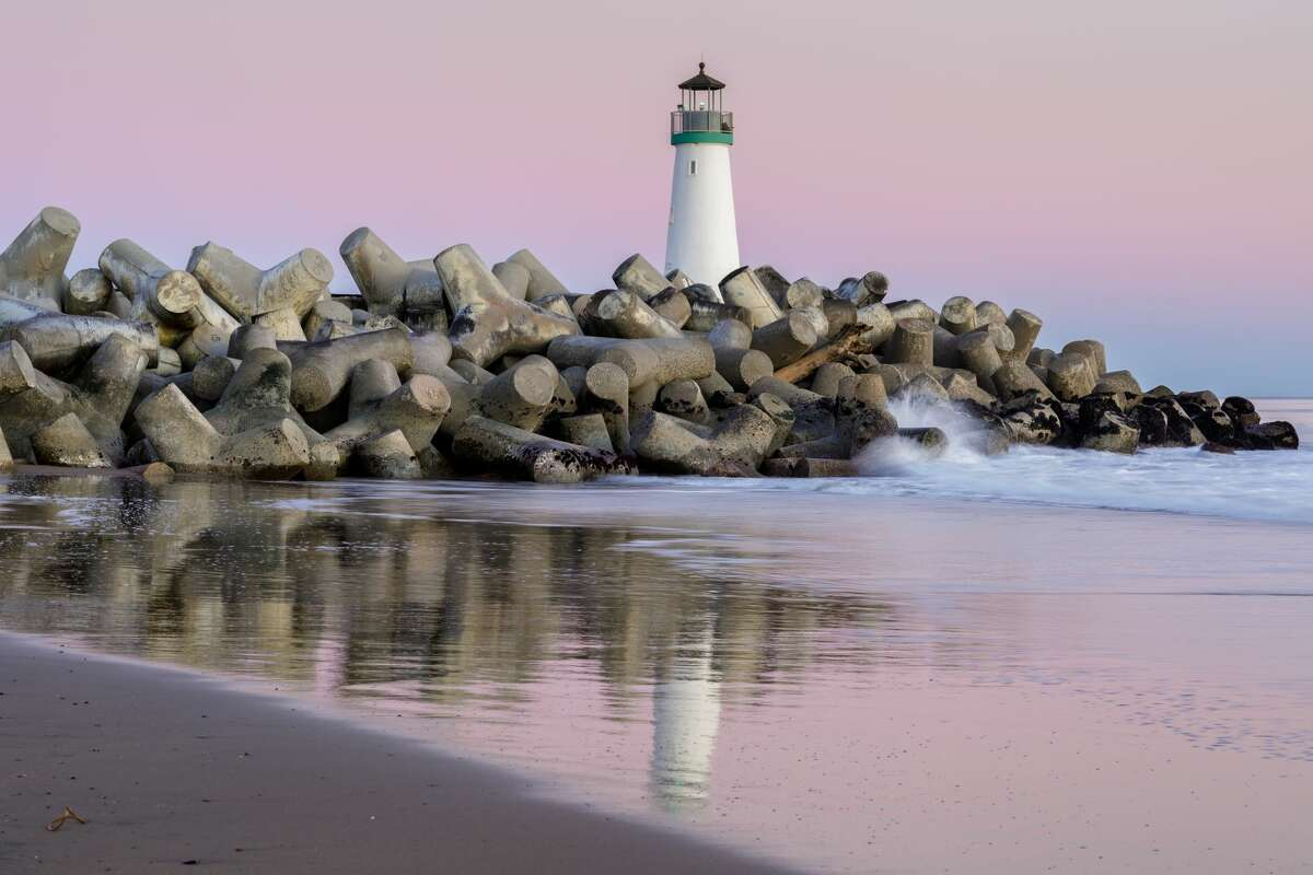 Santa Cruz has so much more charm to offer than the beach - though we agree the beaches are beautiful. Click or swipe through this slideshow for our perfect itinerary for a budget weekend in Santa Cruz.