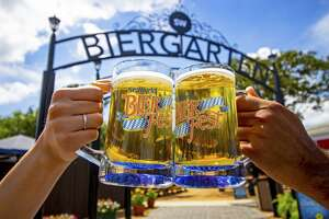 Bier Fest's opening weekend kicks off Saturday though Labor Day, then Saturdays and Sundays through Sept. 15.