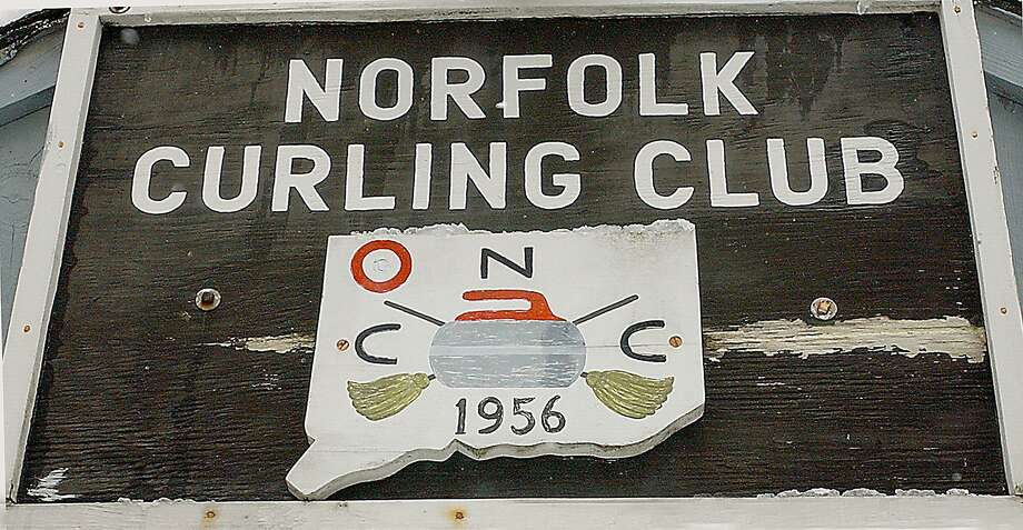 The Norfolk Curling Club attracts national competition to this tiny northwestern Connecticut town. Photo: File Photo / Wendy Carlson\File Photo / The News-Times File Photo