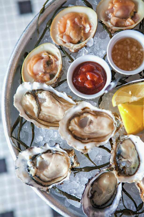 The Norwalk Seaport Association Oyster Festival is on Sept. 6 from 6 to 11 p.m., Sept. 7 from 11 a.m. to 11 p.m. and Sept. 8 from 11 a.m. to 8 p.m. at Veteran's Park, 42 Seaview Avenue, Norwalk. The festival features live entertainment, food and activities. Admission is $5-$12. For more information, visit seaport.org. Photo: Metro Creative Connection / Contributed Photo