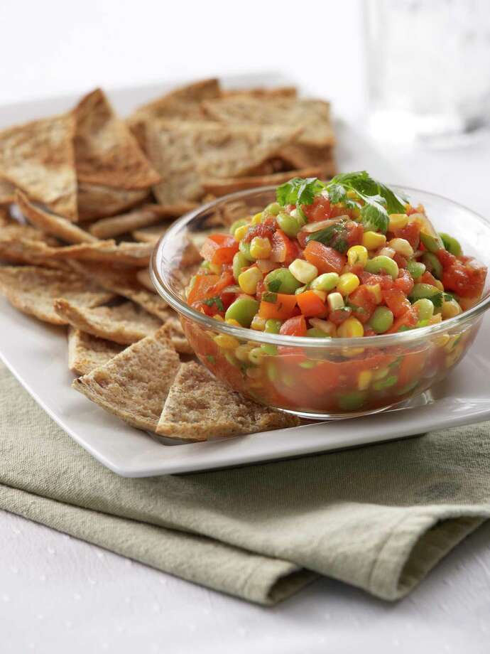 Corn salsa is perfect for September cooks. Photo: Metro Creative Connection/ Contributed Photo