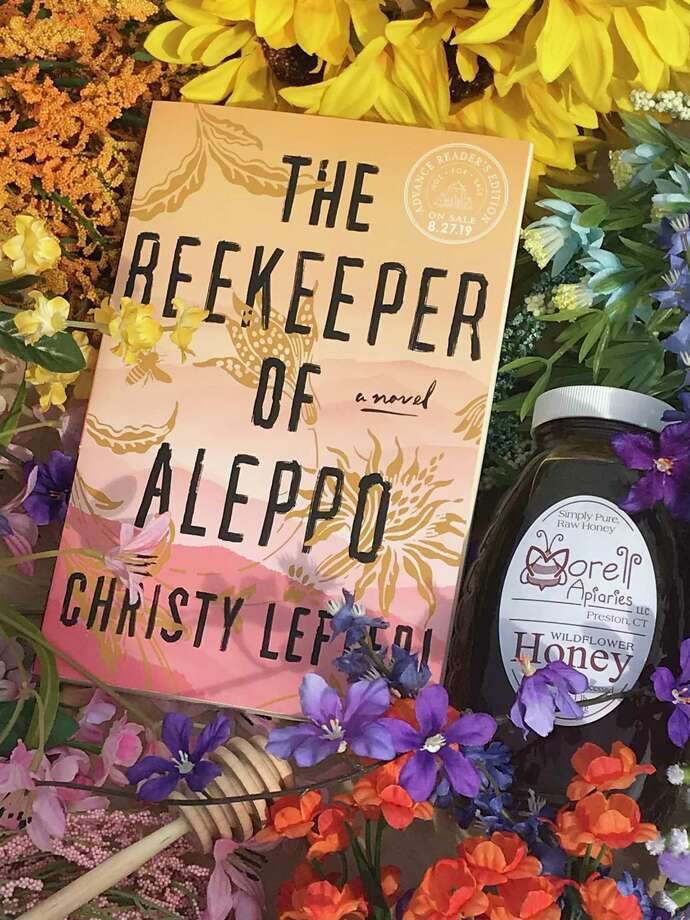 """The Beekeeper of Aleppo"" tells the story of two Syrian refugees. Photo: TinaMarie Craven / Hearst Connecticut Media /"