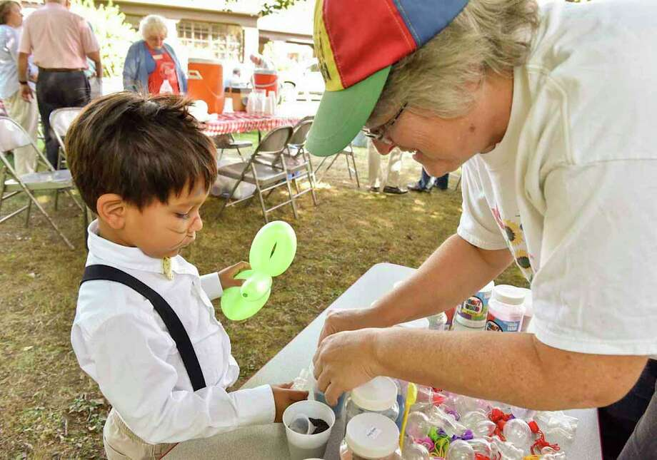 Jesse Lee Memorial United Methodist Church, 207 Main St. celebrates a return to its regular scheduling this month, with its annual fall Rally Day for children as well as a potluck picnic on Sunday, Sept. 8. Photo: Photo By Chris Anderson.