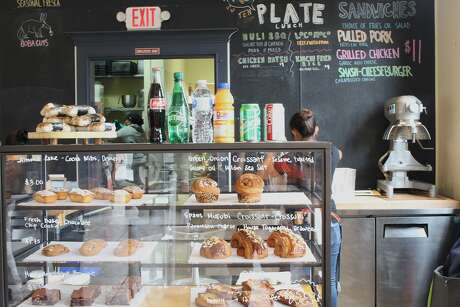 Sunday Gather is the only place in the Bay Area to get La Chinoiserie's pastries on weekdays.
