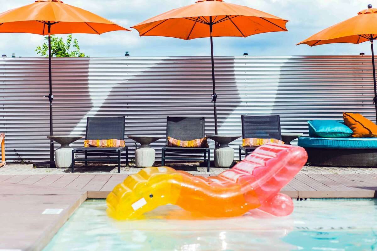 El Segundo Swim Club Day pass: Starting at $20 Cabanas available for rent, 21+ only, no kids allowed. Full bar service. 5180 Avenue L