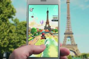 Mario Kart Tour  allows gamers to race through maps inspired by real-world cities. The mobile game will be available for iOS and Android devices Sept. 25.