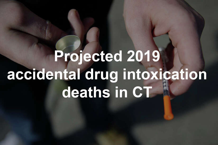 The total number of accidental intoxication deaths projected for 2019 based on this 6 month data is slightly higher than those of 2018. >> Click through to see projected stats for 2019 from the Office of the Chief Medical Examiner Photo: David Maialetti