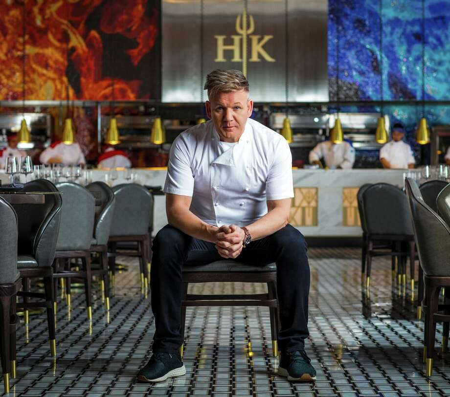 Chef Gordon Ramsey is opening up a third location of HELL'S KITCHEN in Lake Tahoe near the end of 2019. Photo: Courtesy Harrah's