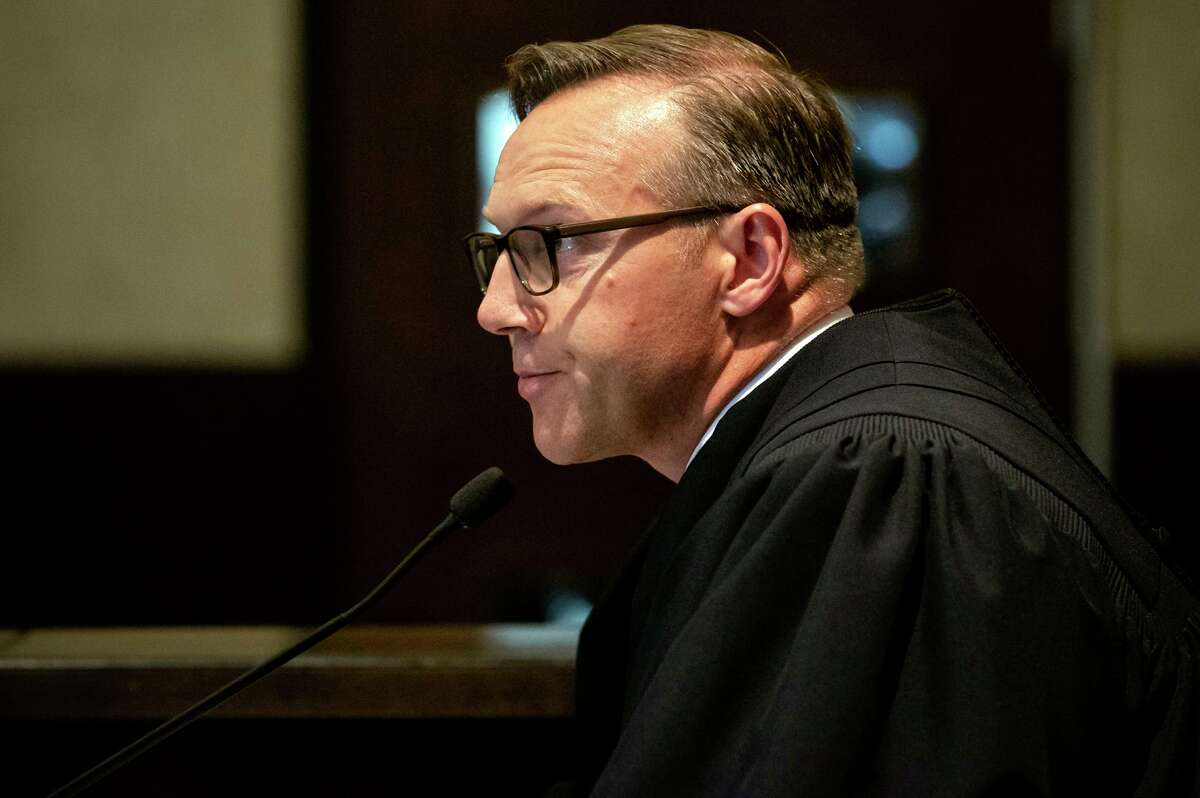 Judge Thad Balkman summarizes his decision in the opioid trial in Norman, Okla. A reader is impressed with how that state will use the money - and thinks San Antonio could learn from it.