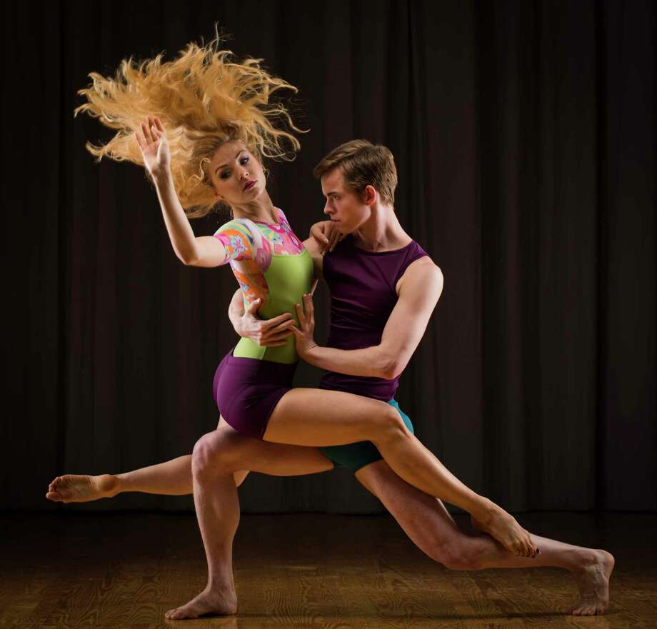 Yes, men can be ballet dancers, too. But sometimes we forget this. It's amazing that no matter how much a society evolves in its view of gender the pull of gender stereotypes is still visceral. Photo: Russell Yip /The Chronicle / ONLINE_YES