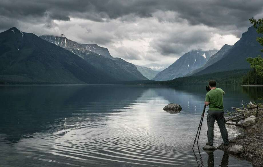 In September, visitation in Glacier National Park is cut in half to approximately 400,000. Photo: George Rose, Contributor / Getty Images / 2018 George Rose