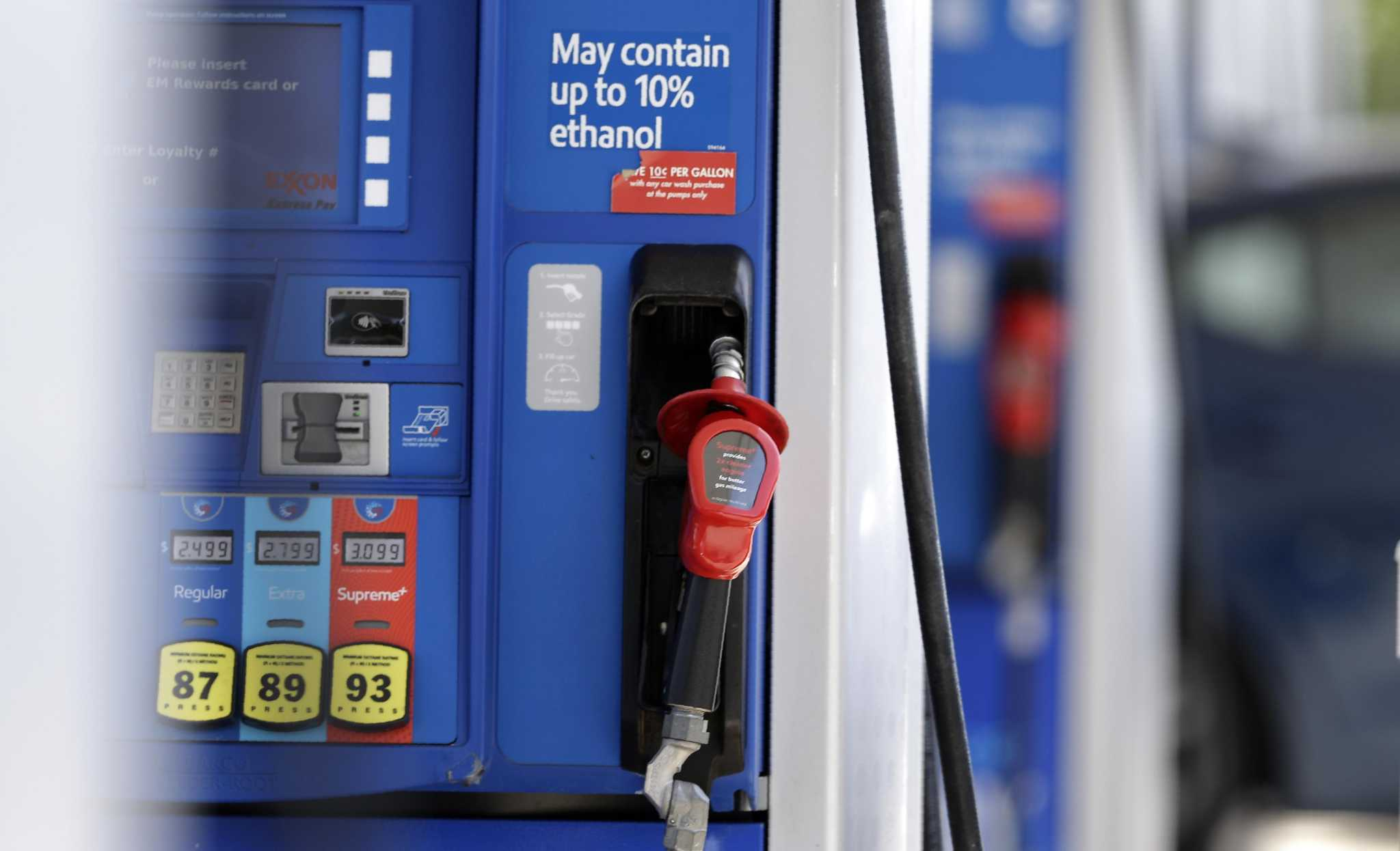 Fuel prices fall again, but spike could loom after Saudi attack