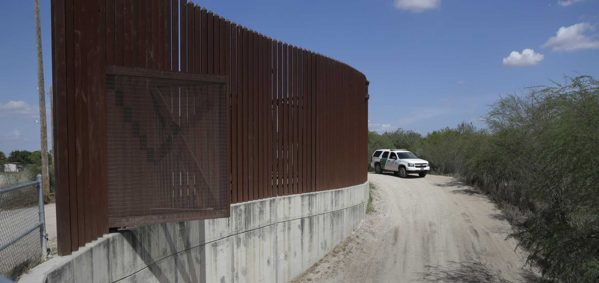 52 miles of border wall set to be built in northwest Webb County after military funds diverted