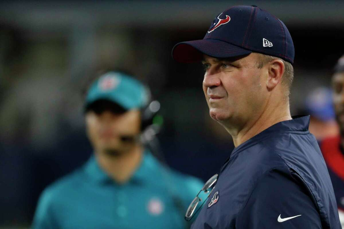 Bill O'Brien says the Texans are developing their own culture the right way.
